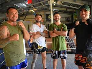 Fists up to battle it out for the Muay Thai state title
