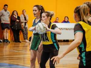 Netball team strikes in last quarter at WIRAC for a win