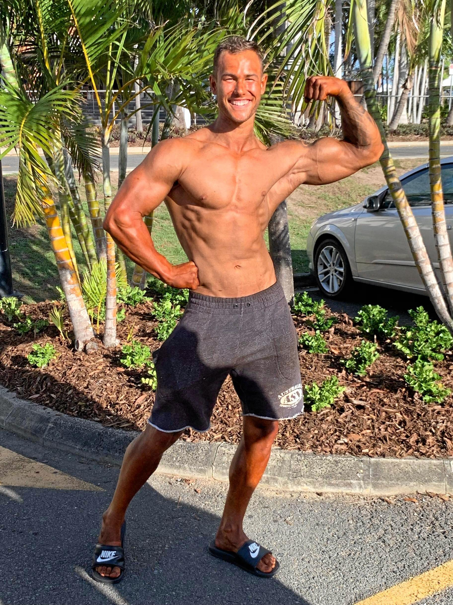 Warwick body builder Ethan Sturgeon has decided to stay natural and compete in upcoming competitions that support drug testing.