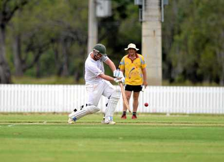Luke Johnstone top-scored for Gracemere with 41.