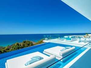 HOLIDAY RETREATS: Where mega-rich stay on the Coast