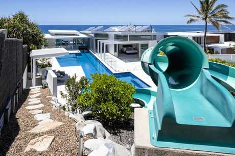 Sunrise Retreat is one of the most exclusive home-stay holiday listings on offer on the Coast.