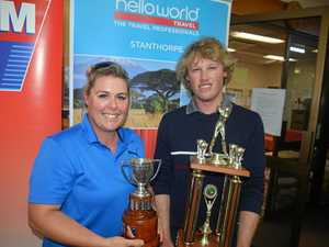 Warwick woman makes it 11 victories in succession