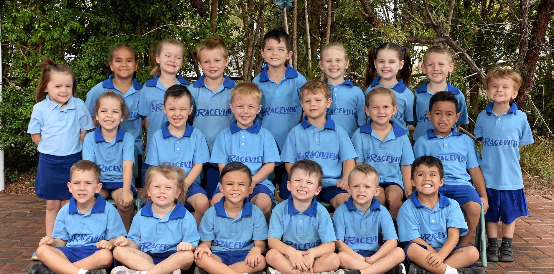 Raceview State School prep A.