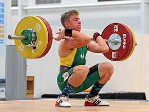 Junior weightlifter hopeful of return to world championships