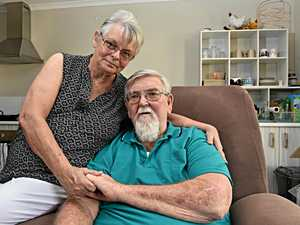 Retired Coast couple walk away from 'horrific' crash