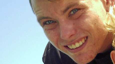 Jay Brogden, 21, who vanished in Cannonvale, north Queensland, on April 21, 2007. Police ruled he probably committed suicide but his family believes he was murdered. An inquest is being held on February 10.