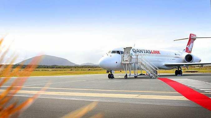Qantas Link.