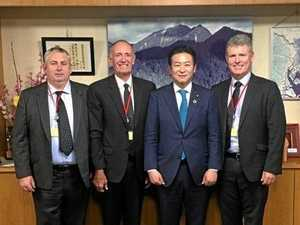 Council's trip to Japan not a wasted effort
