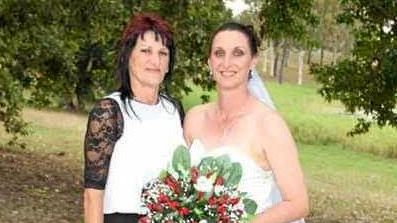 Family heartbreak: Mum and daughter's joint cancer battle