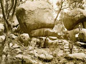 LOOKING BACK: Boulders at Girraween National Park