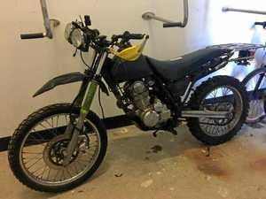 Motorcyclist urged to contact police