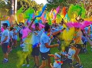 Get colourful this weekend at popular fun run event