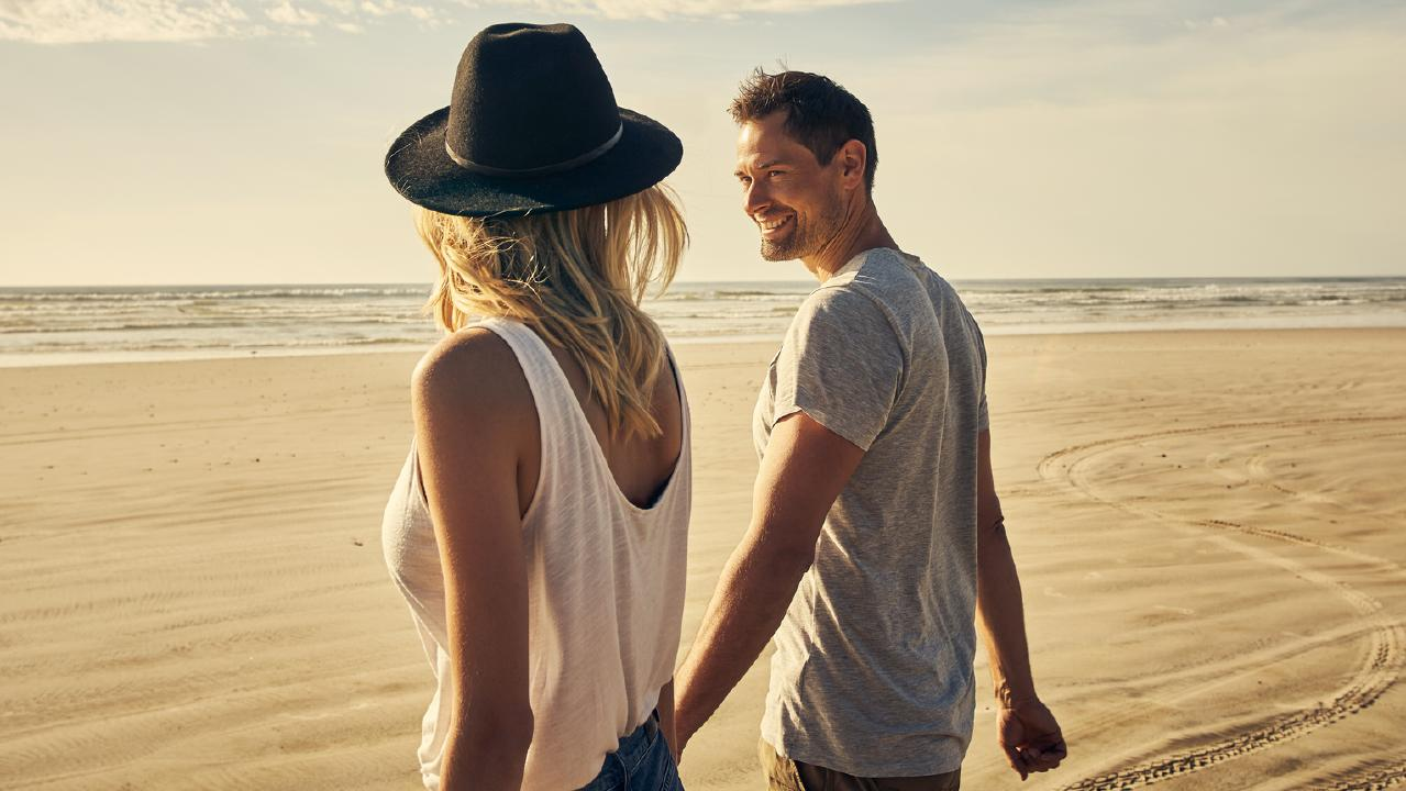 """Also known as """"unimoons"""", a number of couples are opting to go away without one another"""