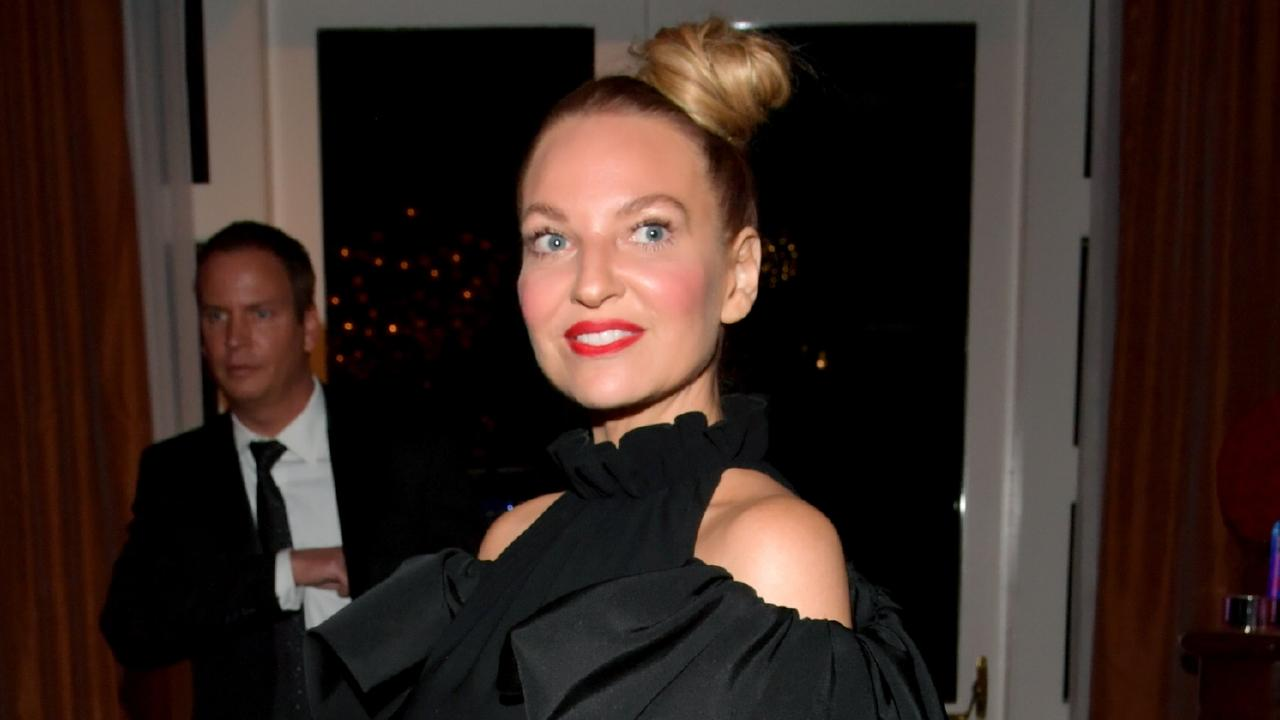 Sia stunned at the Fashion Los Angeles Awards this week.