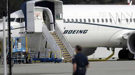 All Boeing 737 MAX 8s have been grounded temporarily as investigations continue. Picture: AP Photo/Ted S Warren