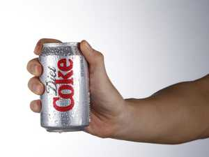 Diet Coke's fresh link to 'dying young'