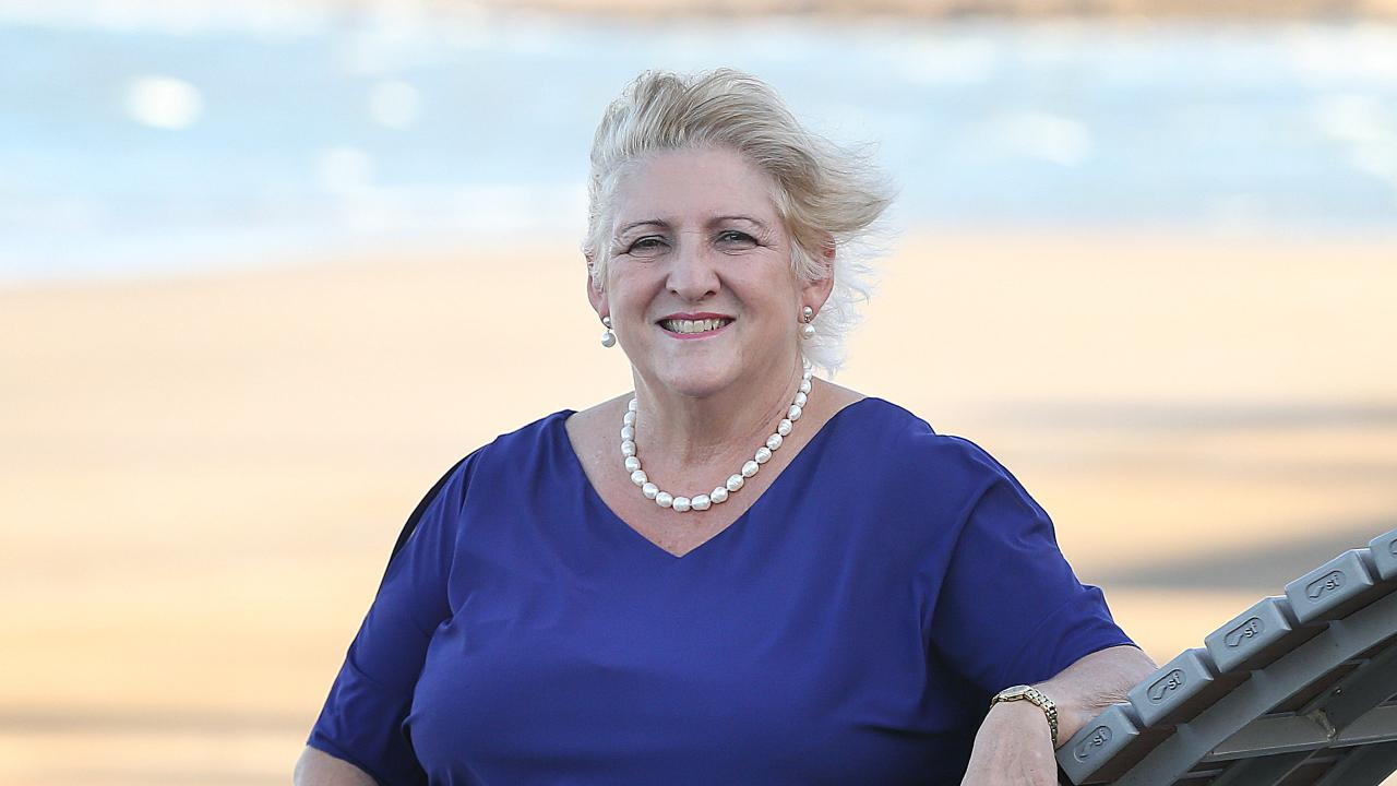 Michelle Landry was one of three federal MPs who signed a letter to the leader of the National Party asking for a coal-fired power station. File picture
