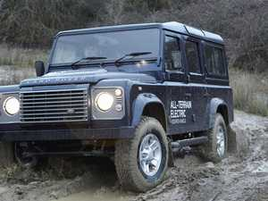 Surprising rebirth of Land Rover Defender
