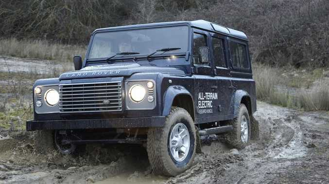 Land Rover is set to reveal a new Defender later this year.