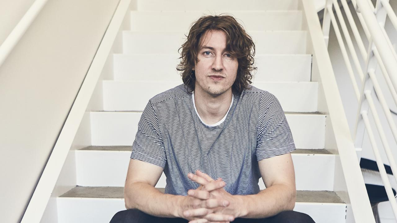 Singer Dean Lewis is bound for billboards in Times Square, thanks to Apple. Pic: Supplied