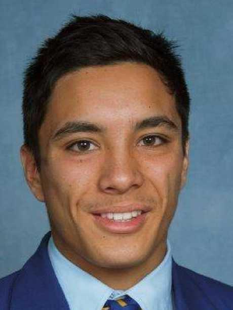 Queensland's Josh Tam