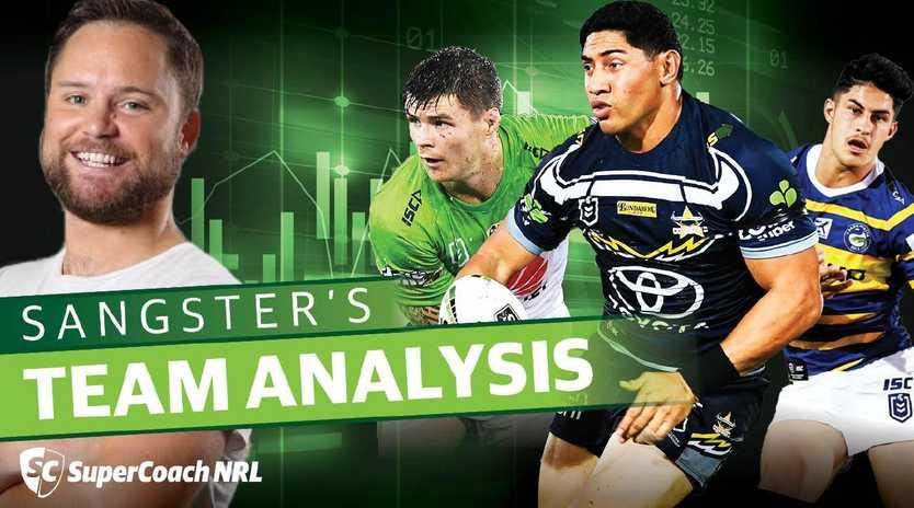 NRL SuperCoach teams analysis Round 2.