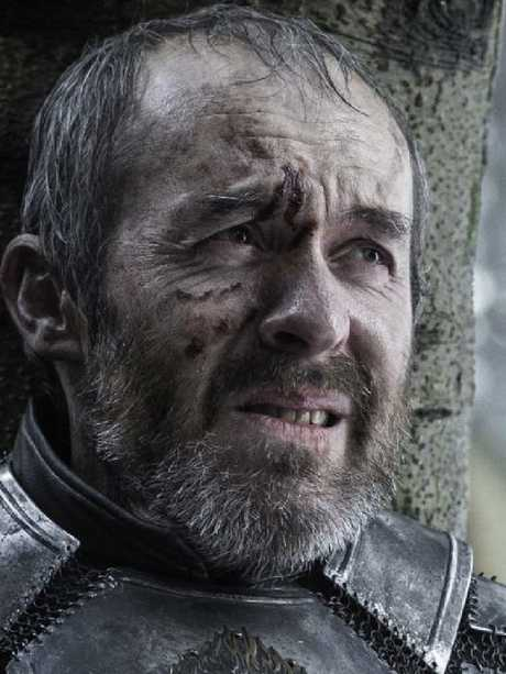 Stannis Baratheon. Not loved in the GoT universe. Picture: HBO