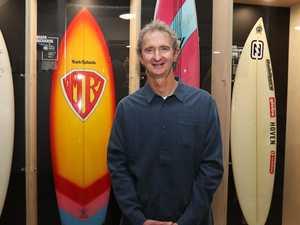 Mark Richards shares memories of Baddy