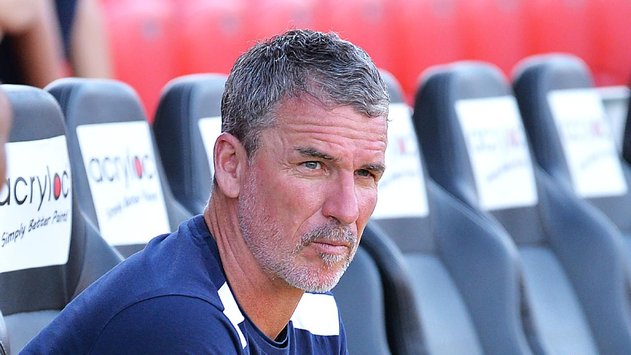 Adelaide United coach Marco Kurz's contract won't be extended. Picture: Mark Brake/Getty Images