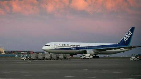 Japan's ANA All Nippon Airways was named by Skytrax as the cleanest airline in the world.