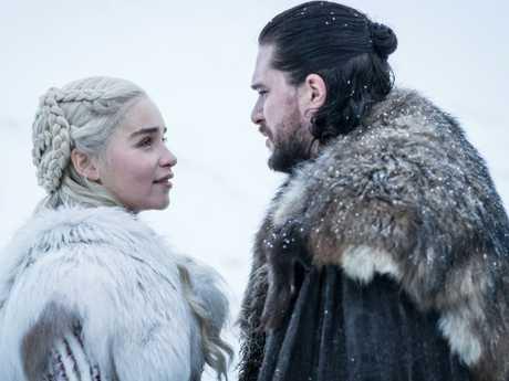 The prequel will take place long before Daenerys Targaryen and Jon Snow were born. Picture: Helen Sloan/HBO
