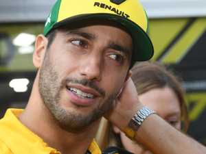 New boss' brutal Ricciardo reality check
