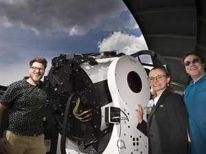 USQ observatory expansion