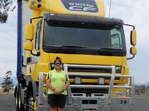 'Why didn't I start trucking sooner?'