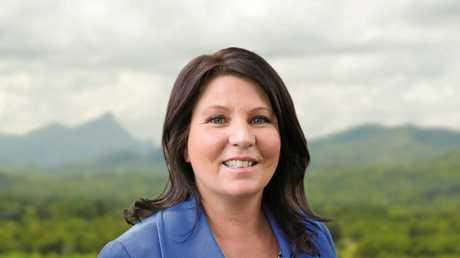 INCUMBENT: Ballina MP Tamara Smith