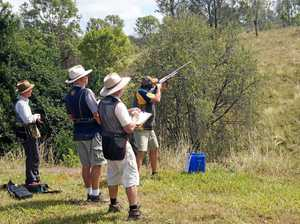 State's best shooters compete at Gympie region tourney