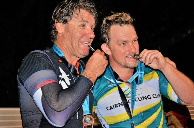LEGEND: Mark Pearson won five of his seven events at the Rockhampton Cup on Wheels at the weekend.