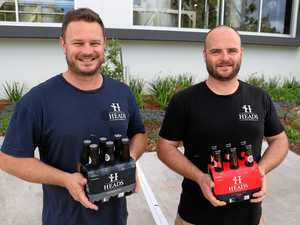 Brewery blows froth off two silver wins