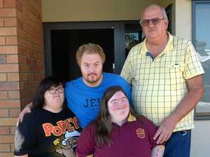 Meet the family who are celebrating their abilities