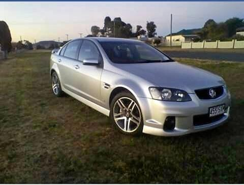 A silver Holden VE Commodore (455SXM) was stolen from an Allora home overnight. Police are appealing for information from the public to recover it.