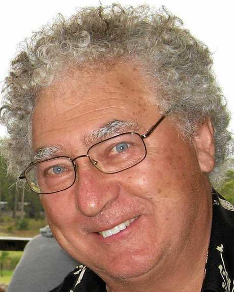 Husband of Noosa Council's Ingrid, Keith Jackson