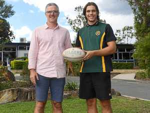 Gympie's fiercest school sport rivalry hitting fever pitch