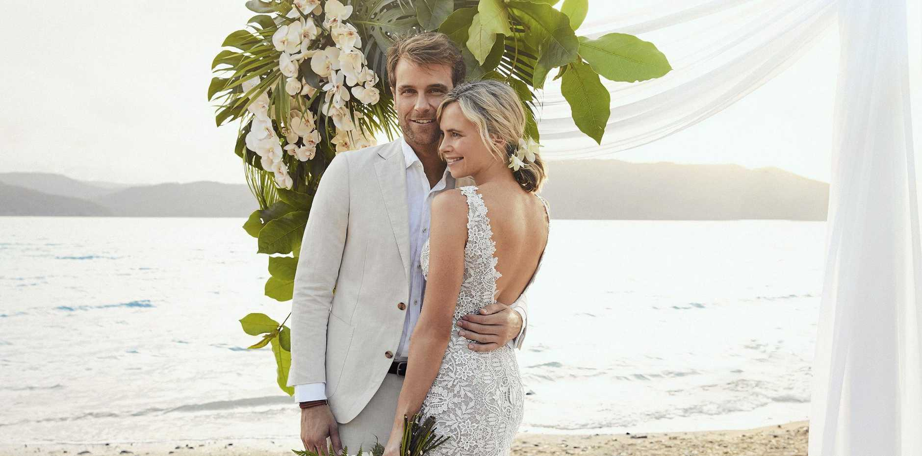 Daydream Island will be holding a Wedding Open Day in July.