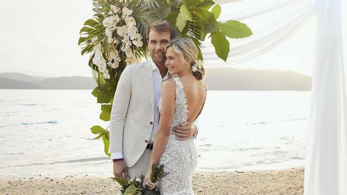 DAYDREAM: Couples offered the ultimate tropical wedding