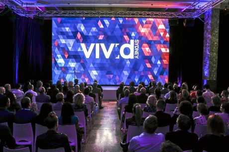 Vivid Sydney 2019 Program Launch.