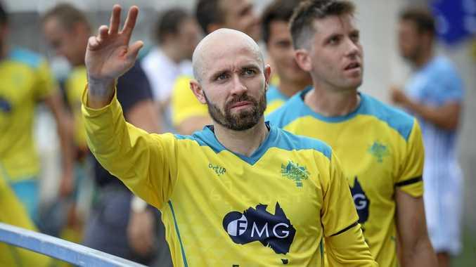 Mackay legend turns heads in Kiwi clash