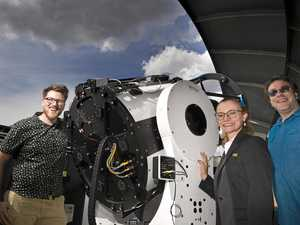 Upgrades to Toowoomba observatory to aid in NASA project