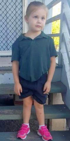 The Queensland Police Service is seeking urgent public assistance to help locate a five-year-old girl who was taken from Malakoff Street, Biloela this afternoon.