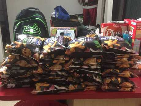 People have been stocking up and sharing photos of their potato hauls online.